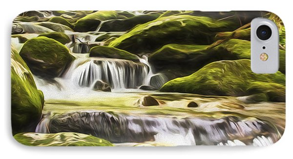 The Water Will II IPhone Case by Jon Glaser