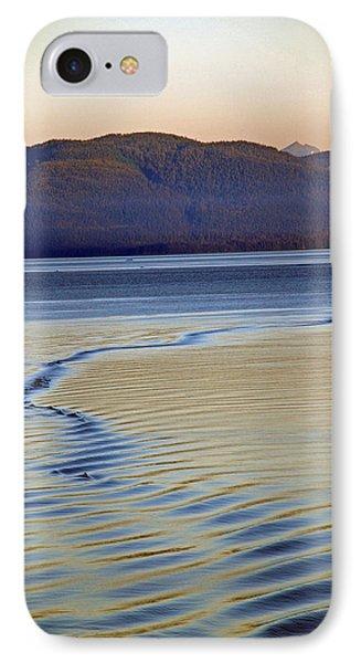The Waves Phone Case by Carol  Eliassen