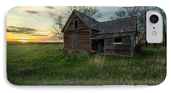 IPhone Case featuring the photograph The Way She Goes by Aaron J Groen