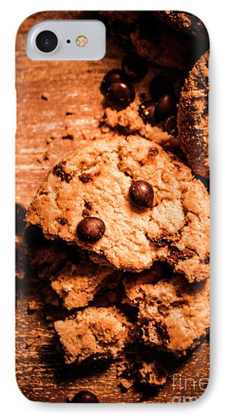 The Way The Cookie Crumbles IPhone Case by Jorgo Photography - Wall Art Gallery