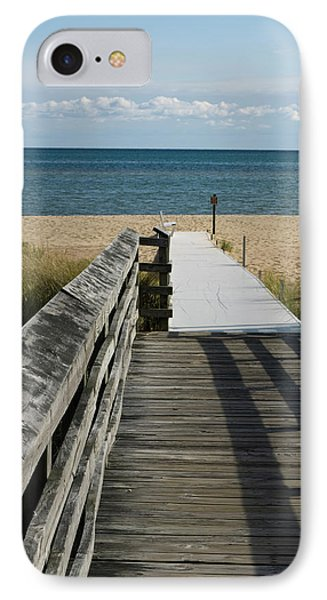 IPhone Case featuring the photograph The Way To The Beach by Tara Lynn
