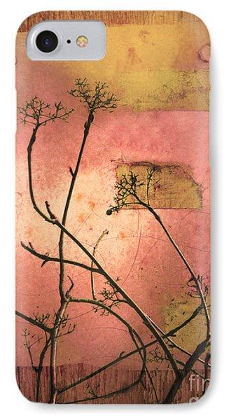 The Weeds Phone Case by Tara Turner