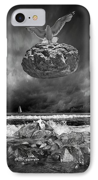 IPhone Case featuring the photograph The Weight Is Lifted by Randall Nyhof