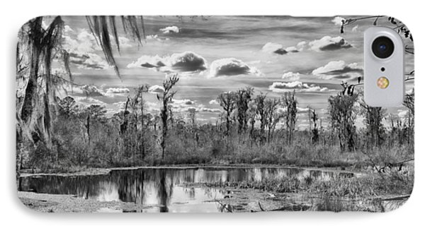 The Wetlands IPhone Case by Howard Salmon