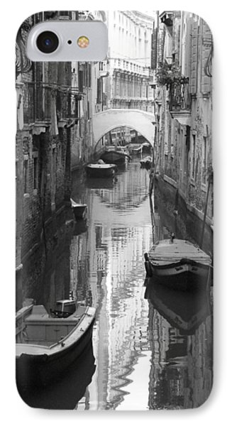 The White Bridge IPhone Case by Donna Corless