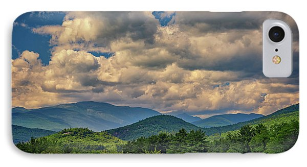 The White Mountains IPhone Case