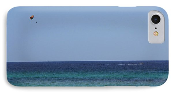 The White Panama City Beach - Before The Oil Spill Phone Case by Susanne Van Hulst