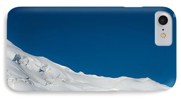 The White Summit Phone Case by Konstantin Dikovsky