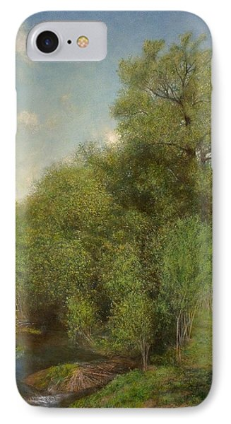 The Willow Patch IPhone Case