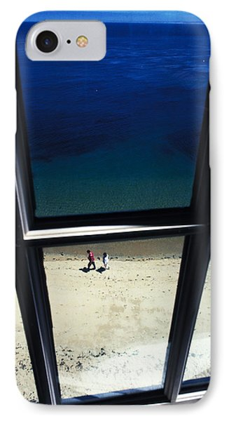 The Window IPhone Case by Carl Purcell