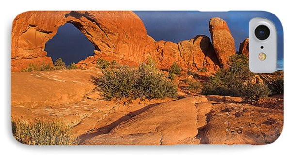 IPhone Case featuring the photograph The Window by Steve Stuller