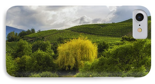 the wineyards of Loc IPhone Case by Michelle Meenawong