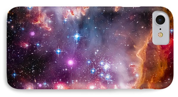 The Wing Of The Small Magellanic Cloud IPhone Case by Marco Oliveira