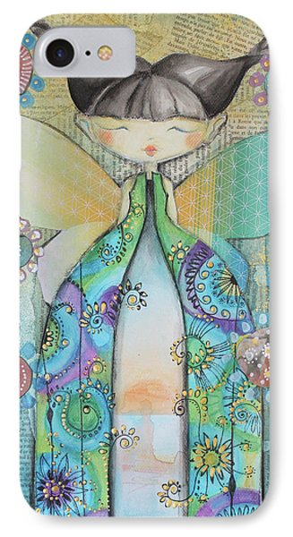 The Wings IPhone Case by Johanna Virtanen