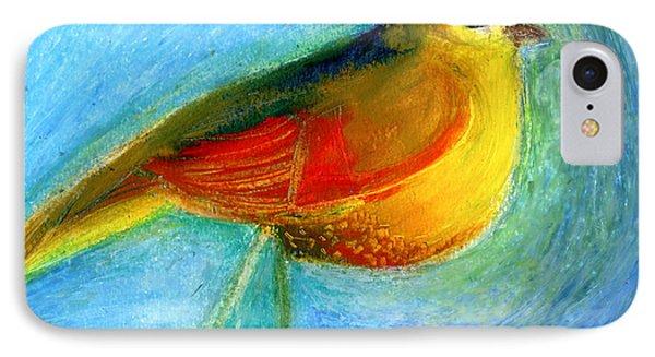 The Wishing Bird IPhone Case by Nancy Moniz