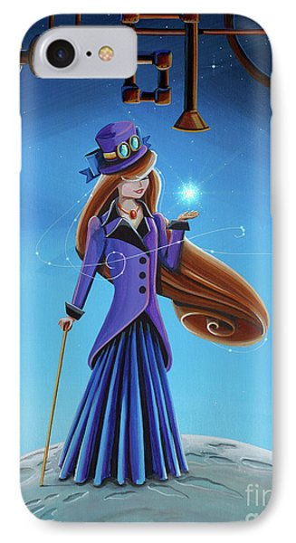 The Wishmaker IPhone Case by Cindy Thornton