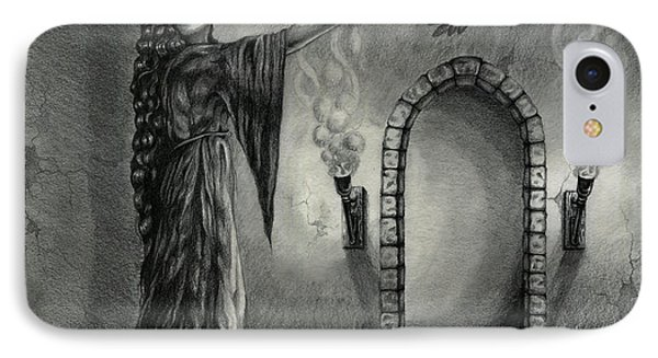 The Witch's Chamber IPhone Case