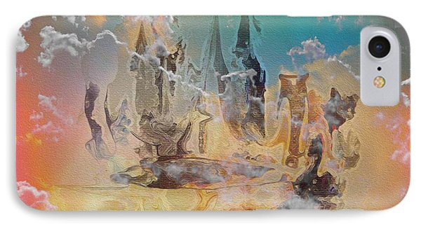 The Wizard By Sherriofpalmsprings IPhone Case by Sherri's Of Palm Springs