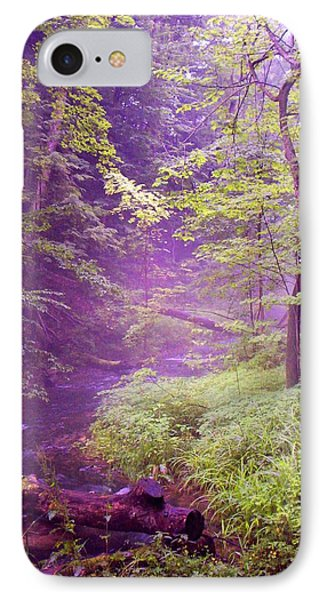 The Wonder Of Nature  Two IPhone Case by John Stuart Webbstock
