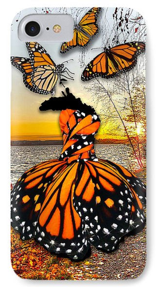 IPhone Case featuring the mixed media The Wonder Of You by Marvin Blaine