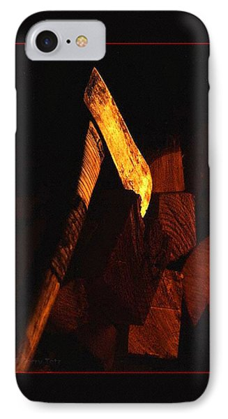 The Wood Shed IPhone Case