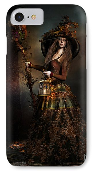 The Wood Witch IPhone Case by Shanina Conway