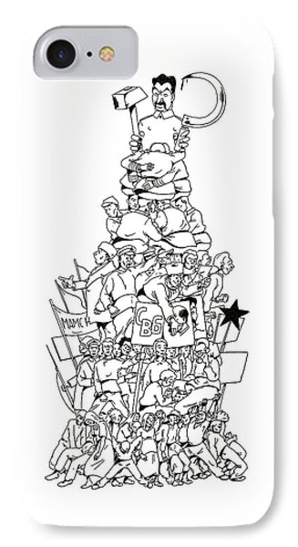 The Workers' Paradise IPhone Case