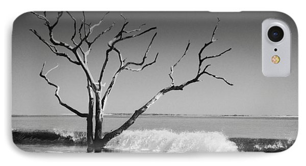 IPhone Case featuring the photograph The World Is Coming Down II by Dana DiPasquale