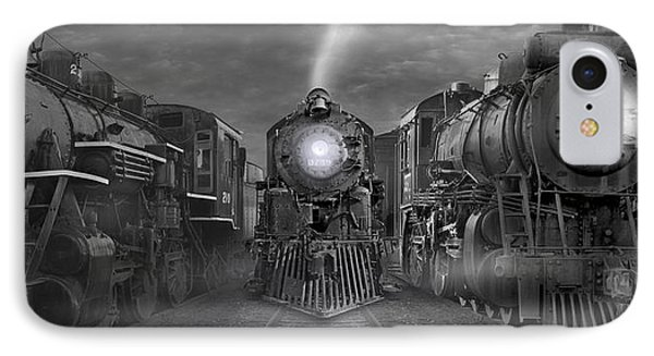 The Yard Panoramic IPhone Case by Mike McGlothlen