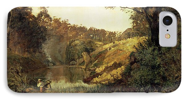 The Yarra, Studley Park IPhone Case