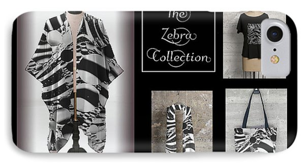 The Zebra Collection IPhone Case