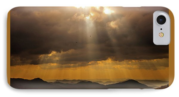 IPhone Case featuring the photograph Then Sings My Soul by Karen Wiles