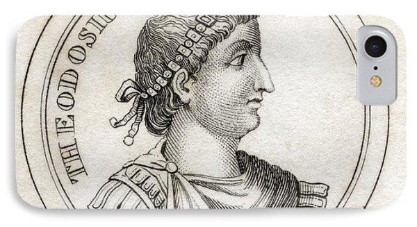 Theodosius The Great Flavius Theodosius IPhone Case