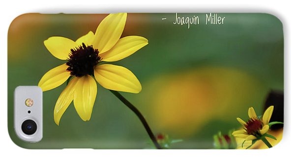 IPhone Case featuring the photograph There Is Only One Today by Kerri Farley