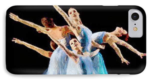 They Danced IPhone Case