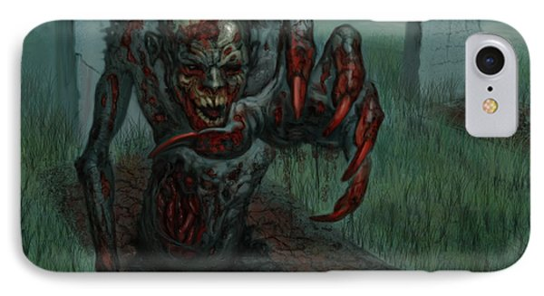 They Will Come IPhone Case by Tony Koehl