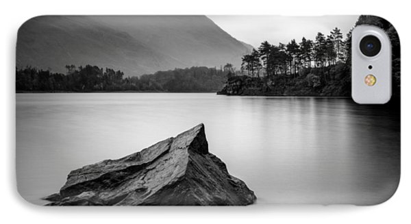 Thirlmere IPhone Case by Dave Bowman