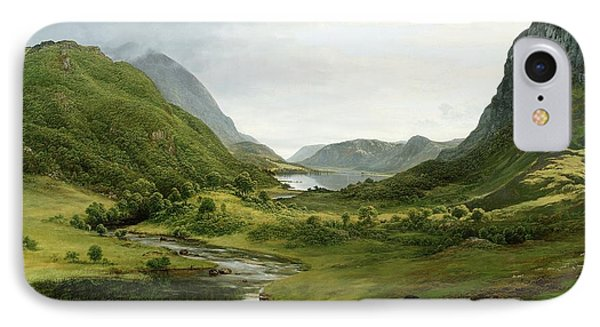 Thirlmere Phone Case by John Glover