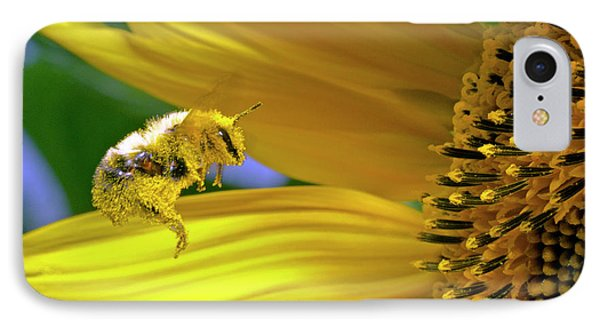 This Bee Needs A Bath IPhone Case