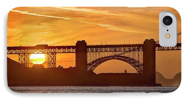 IPhone Case featuring the photograph This Bridge Never Gets Old by Peter Thoeny