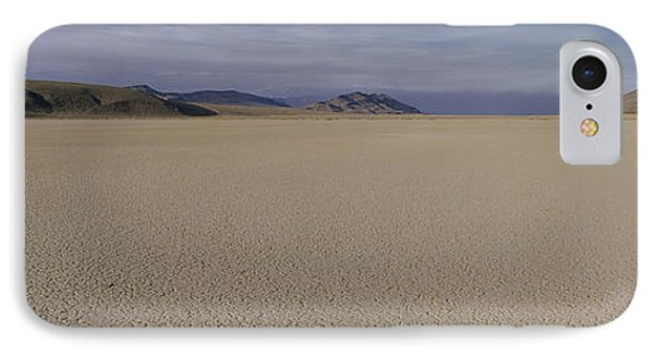 This Is A Dry Lake Pattern IPhone Case by Panoramic Images