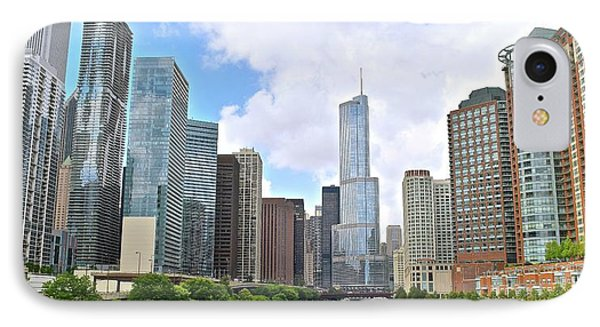 This Is Chicago IPhone Case by Frozen in Time Fine Art Photography