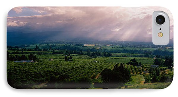 This Is Near The Hood River. It IPhone Case by Panoramic Images