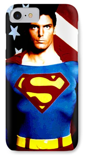 This Is Superman IPhone Case by Saad Hasnain