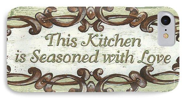 This Kitchen IPhone Case by Debbie DeWitt