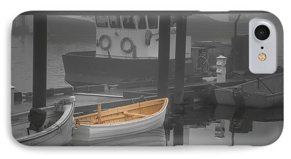 This Little Boat IPhone Case by Peter Scott
