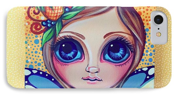 This Little Faery Cutie Today Flew Into IPhone Case
