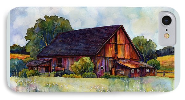 This Old Barn IPhone Case by Hailey E Herrera