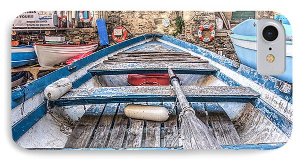 This Old Boat IPhone Case by Brent Durken