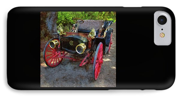 This Old Car IPhone Case by Thom Zehrfeld
